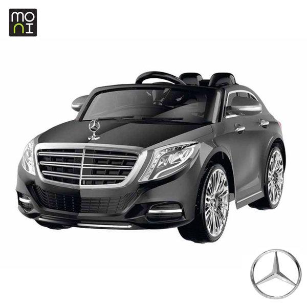 Moni - Акумулаторна кола Mercedes S-class 8003 black 106302