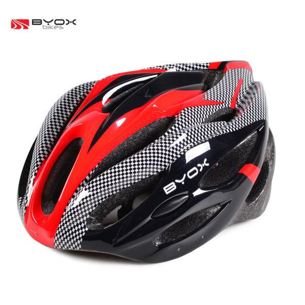 Byox Bikes - Детска каска K8 red 104402