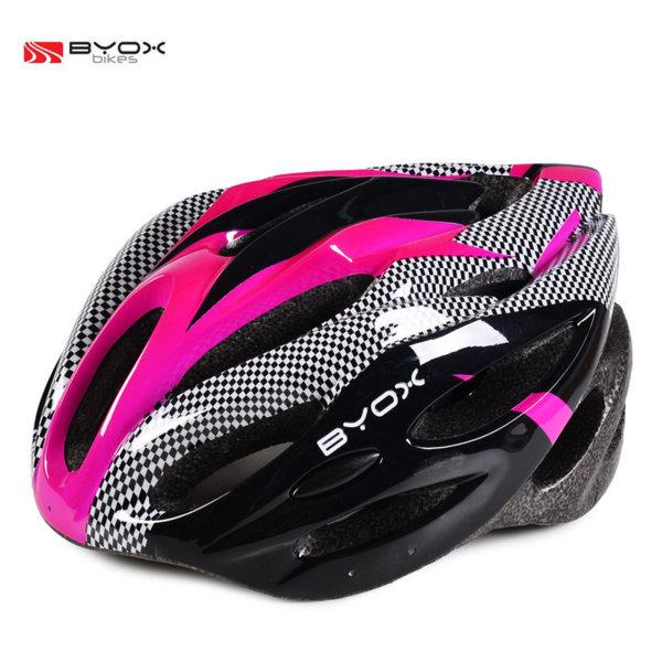 Byox Bikes - Детска каска K8 pink 104400