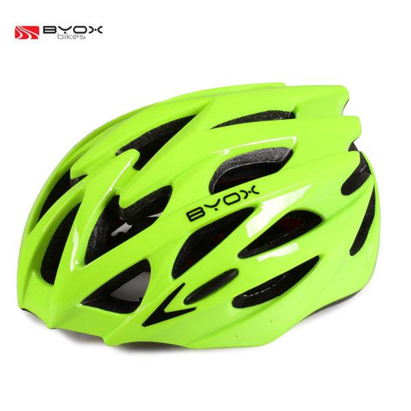 Byox Bikes - Детска каска K6 green 104399