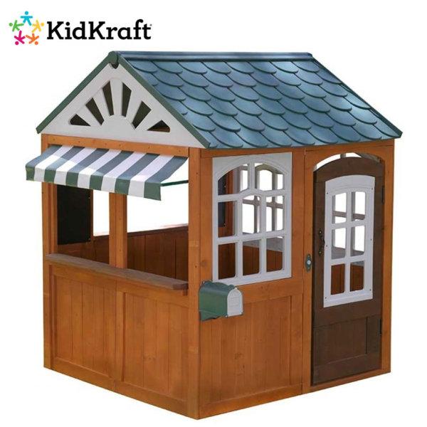 KidKraft - Детска дървена къща за игра Garden House 405