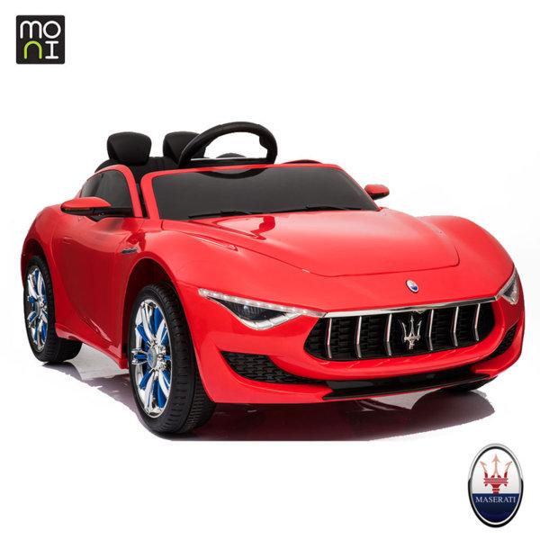 Moni - Акумулаторна кола Alfieri Maserati 1728 red 106307