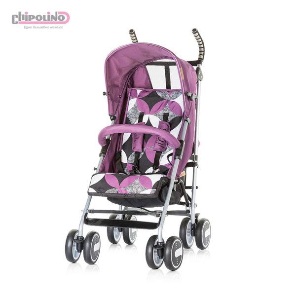 Chipolino - Лятна бебешка количка Ирис горски плод