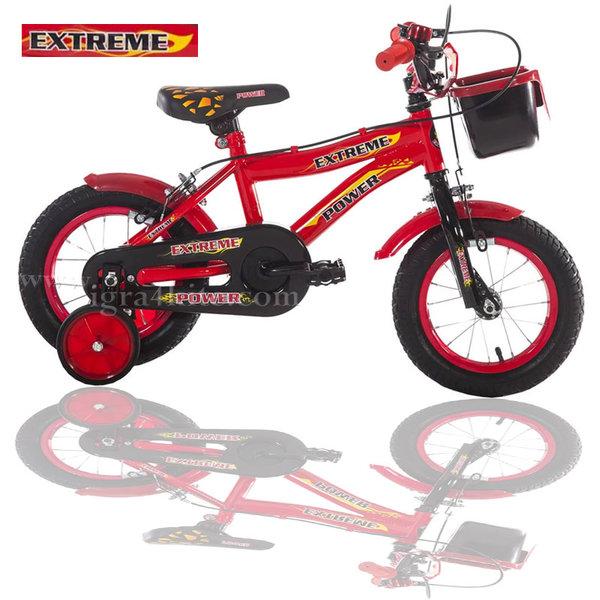 Детски велосипед 12 инча с кошница 20337