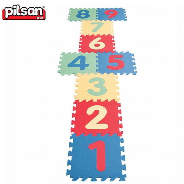 Pilsan - Мек килим пъзел Числа 03436
