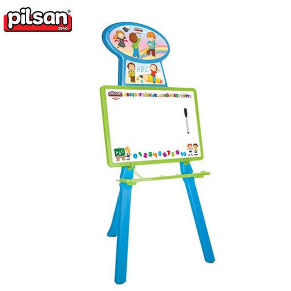 Pilsan - Детска дъска за рисуване Handy синя 03428