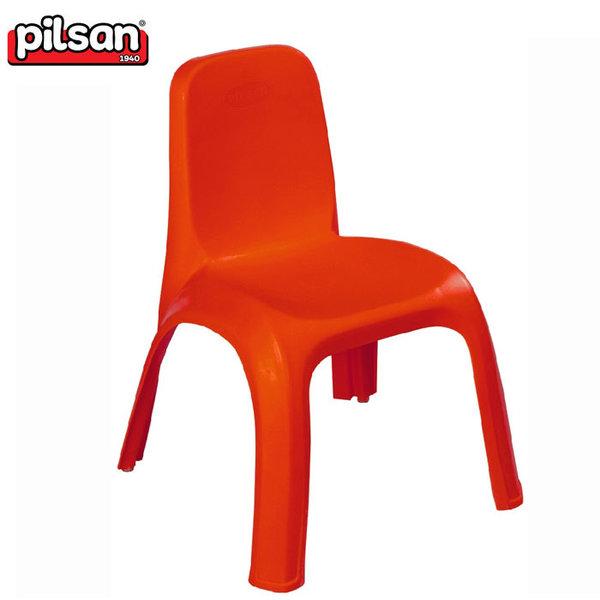 Pilsan - Детско столче King 03417 червен