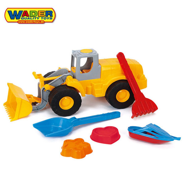 1Wader - Детски плажен комплект Фадрома 70370b