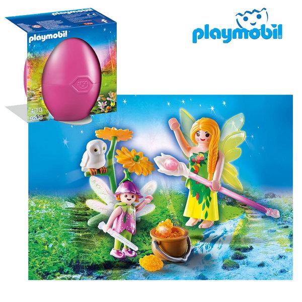 Playmobil - Великденско яйце Фея с магическа пръчка 9208