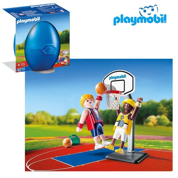 Playmobil - Великденско яйце Баскетбол 9210