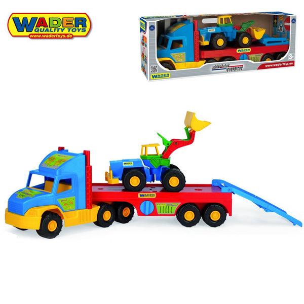 1Wader - Автовоз с багер 36520