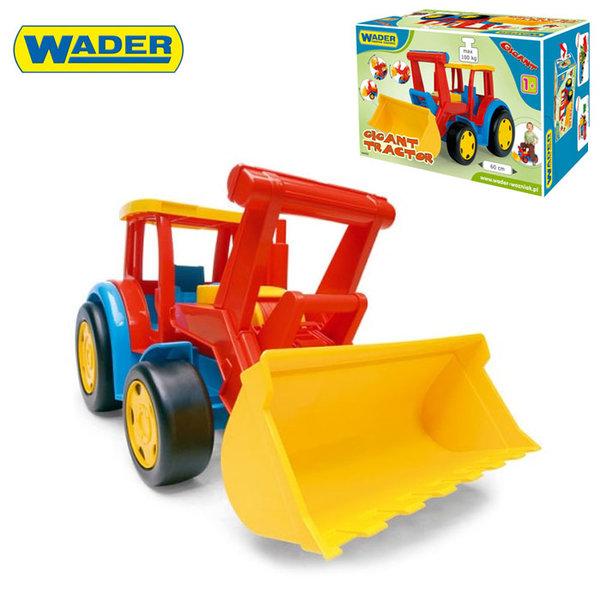 1Wader - Голям трактор 66000