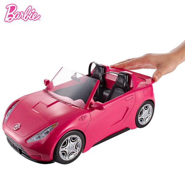 Barbie - Барби Бляскав кабриолет DVX59