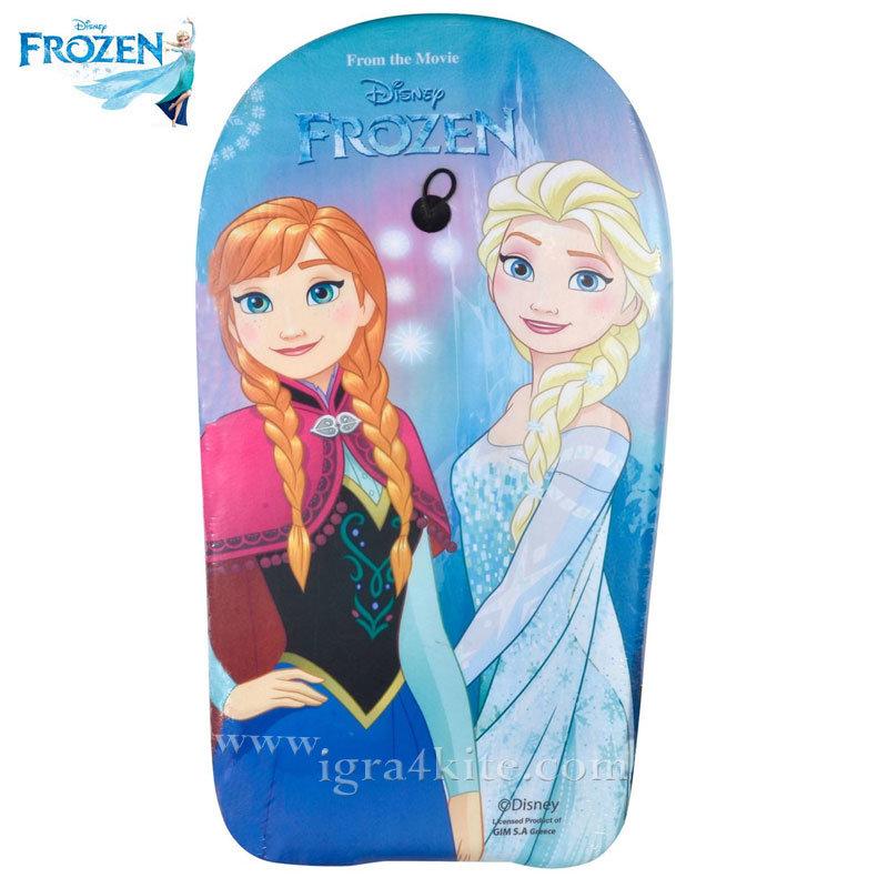 6701edc31da Frozen - Дъска за плуване Дисни Фрозен 63152 - Детски играчки от ...