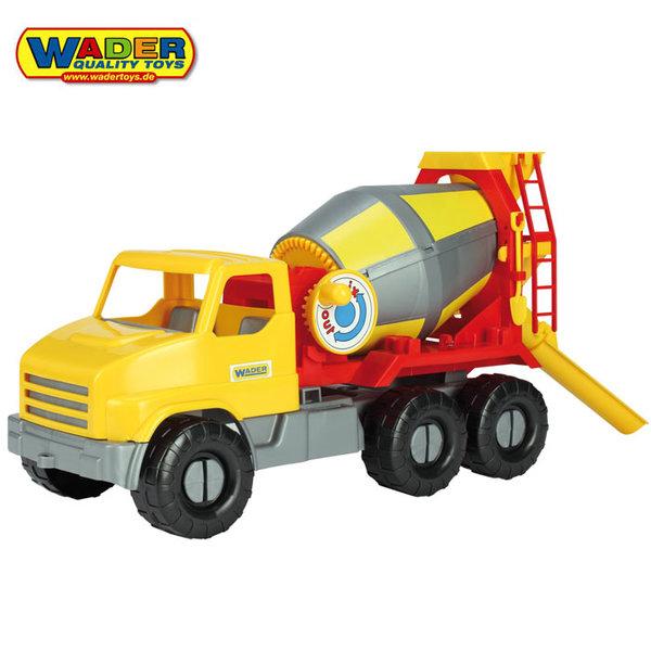 1Wader - Бетоновоз City truck 32600a