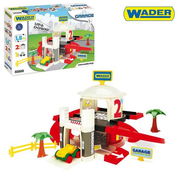 1Wader - Гараж на две нива 50300