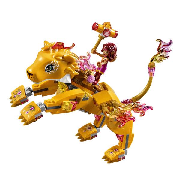 Lego 41192 Елфи - Азари и преследването на огнения лъв