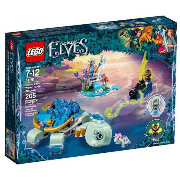 Lego 41191 Елфи - Наида и засадата на водните костенурки