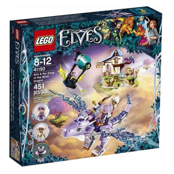 Lego 41193 Елфи - Айра и песента на вятърния дракон