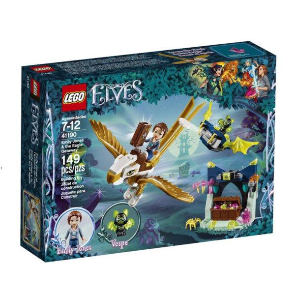 Lego 41190 Елфи - Емили Джоунс и бягство с орли
