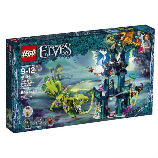 Lego 41194 Елфи - Кулата на Ноктура и спасението на земната лисица