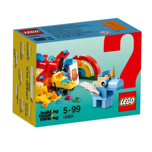 Lego 10401 Classic - Забавна дъга