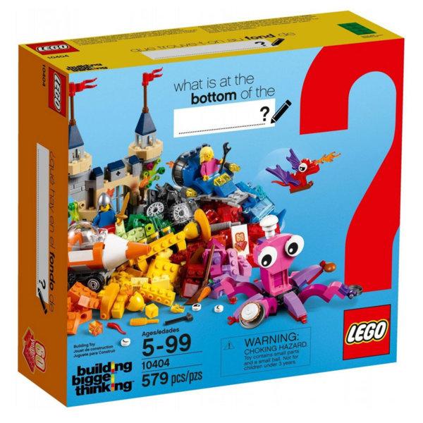 Lego 10404 Classic - Океанско дъно