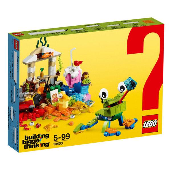 Lego 10403 Classic - Световно забавление