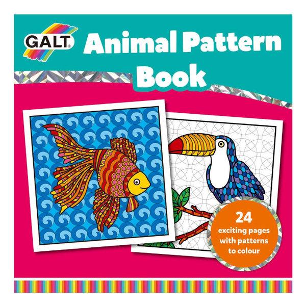 GALT - Книжка за оцветяване Животни 1005041