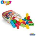 Clementoni Clemmy - Детски конструктор в чанта 30 части 14879