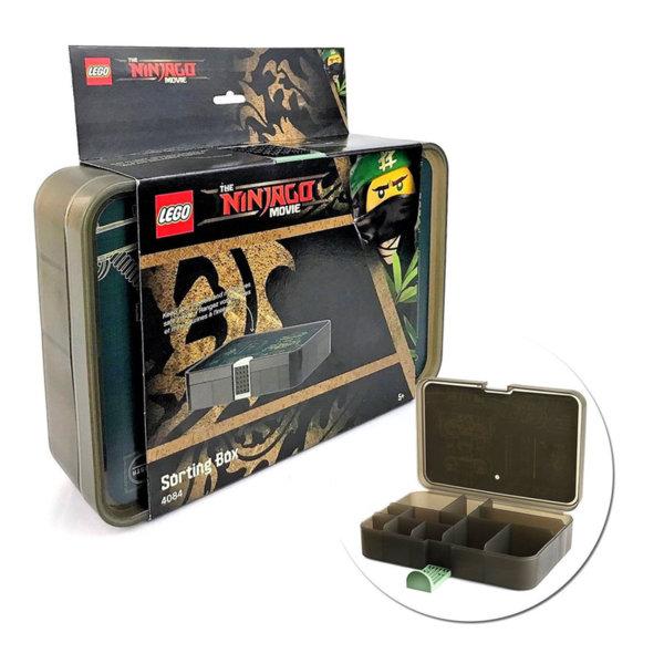 Lego 40841741 Аксесоари - Кутия за съхранение с разделители Лего Нинджаго Лойд