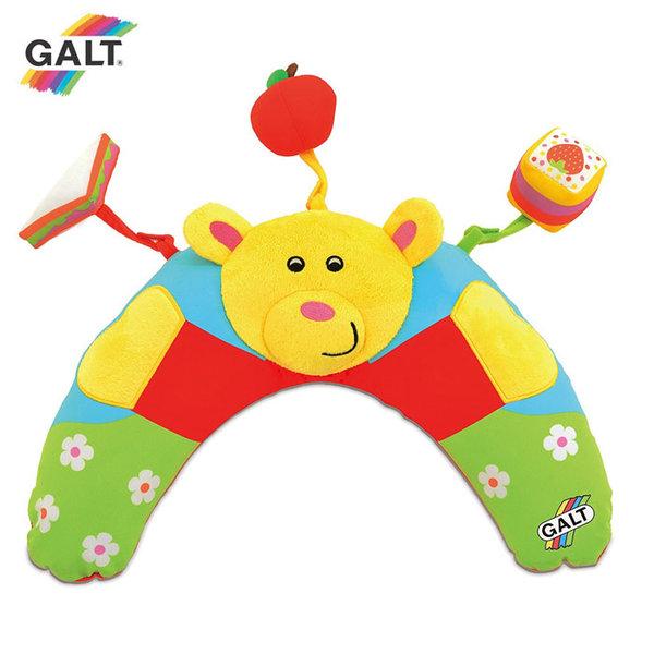 GALT - Бебешка възглавничка за игра Мече 1004993