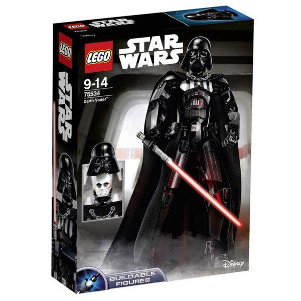 Lego 75534 Star Wars - Дарт Вейдър