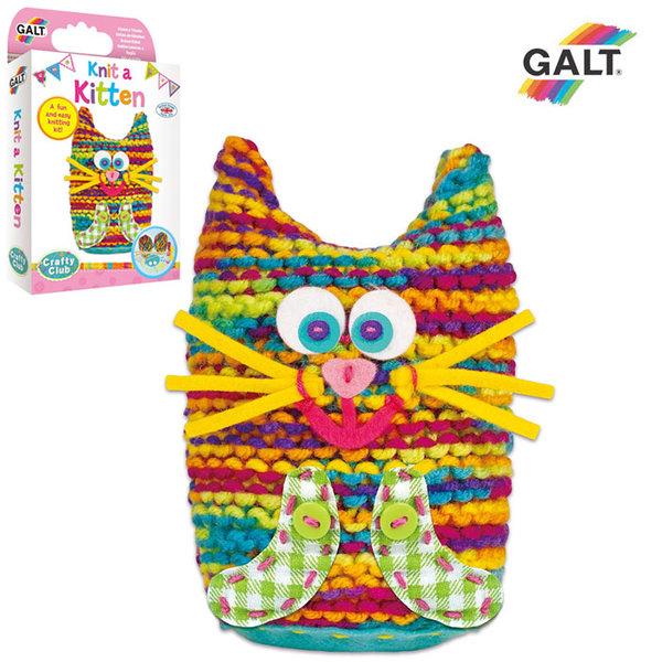 GALT - Изплети цветно коте 1004984