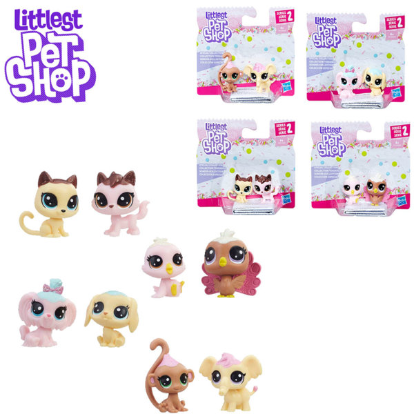 Littlest Pet Shop - Комплект малки домашни любимци Special collection 0399