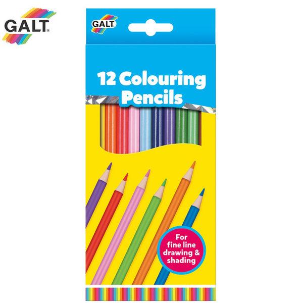 GALT - Цветни моливи 12 цвята 3307