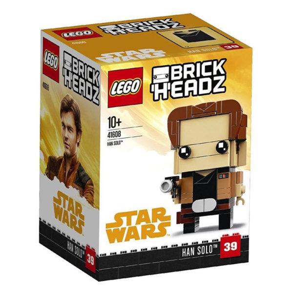 Lego 41608 BrickHeadz - Star Wars Хан Соло