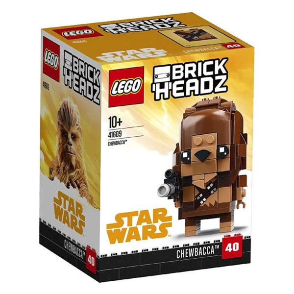 Lego 41609 BrickHeadz - Star Wars Чубака