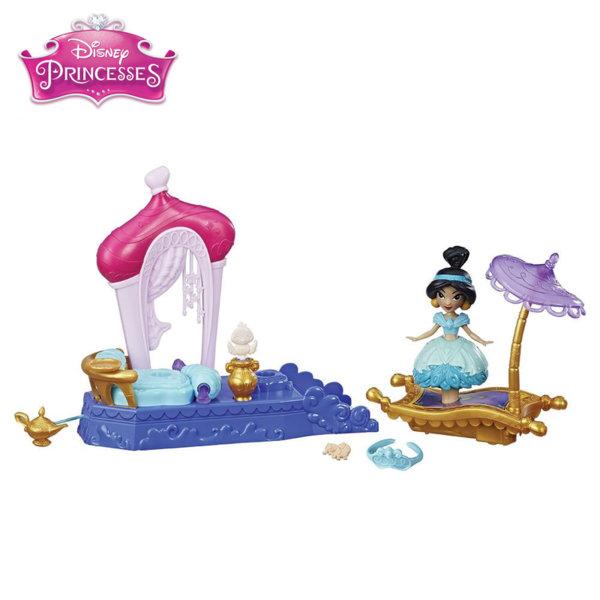 Disney Princess - Комплект магическа мини кукла Ясмин e0072