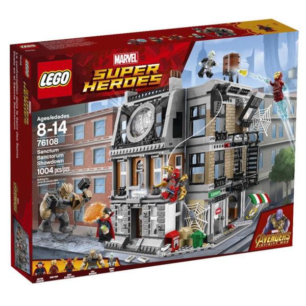 Lego 76108 Super Heroes - Avengers Битката в Санктум Санкторум
