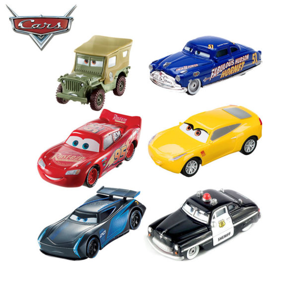 Mattel - Disney Cars Количка Карс асортимент FGL46