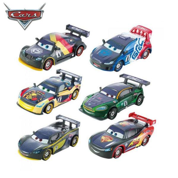 Mattel - Disney Cars Количка Карс Carbon асортимент DHM75