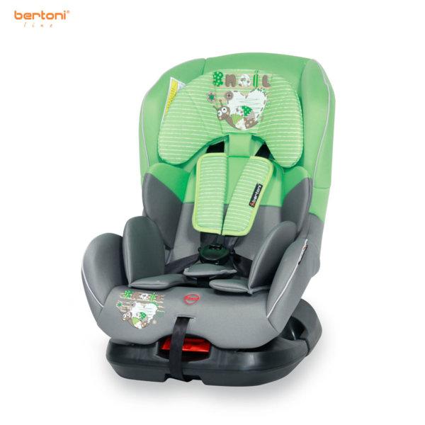 Bertoni - Стол за кола CONCORD Green&Grey Snail (0-18kg) 10070161705