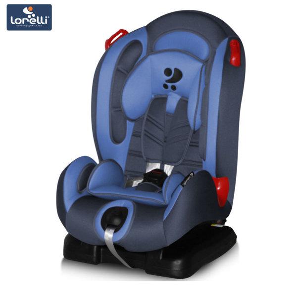 Lorelli - Стол за кола F1 Dark&Light Blue (9-25kg) 100706915