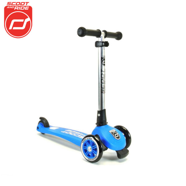 Scoot & Ride - Детска тротинетка Highwaykick 3 сгъваема 96206