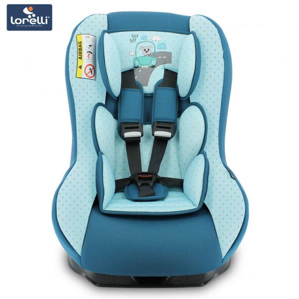 Lorelli - Стол за кола BETA PLUS Aquamarine Dog Drriv (0-18kg) 100707818