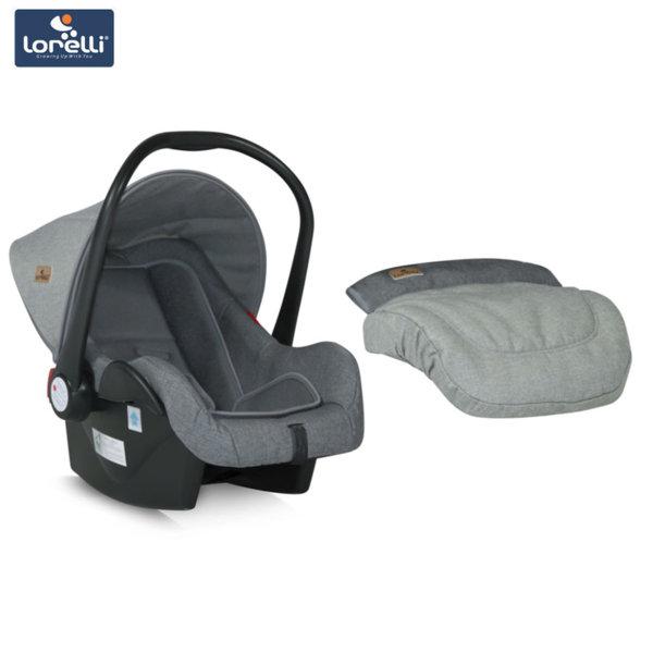 Lorelli - Столче кошница за кола LIFESAVER Aquamarine (0-13kg) 100703018