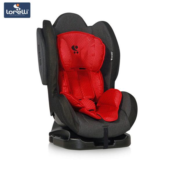 Lorelli - Стол за кола SIGMA+SPS Red&Black (0-25kg) 100710318