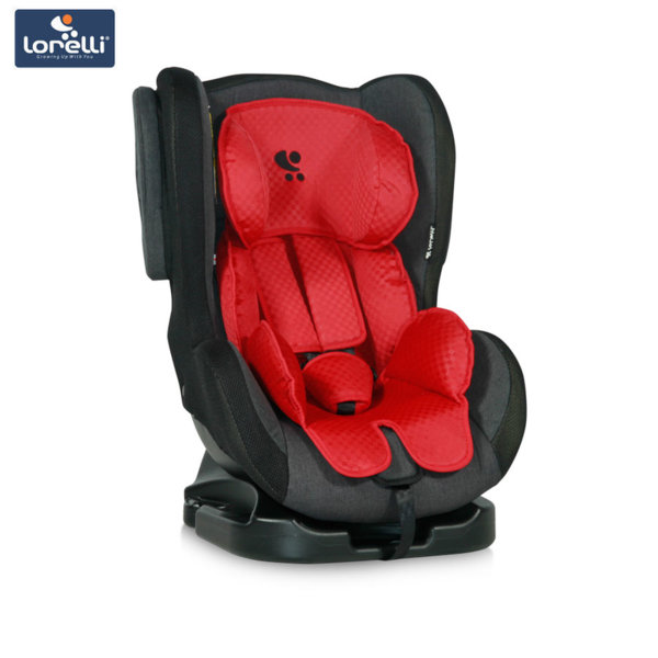 Lorelli - Стол за кола TOMMY+SPS Red&Black (0-18kg) 100710118