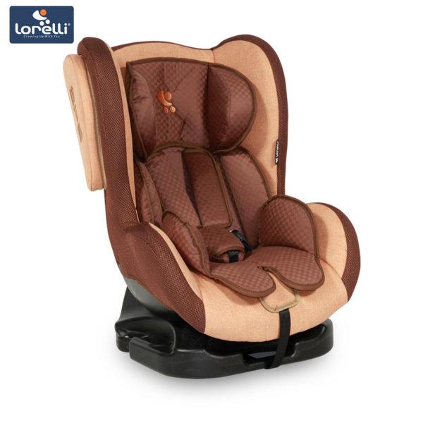 Lorelli - Стол за кола TOMMY+SPS Beige&Brown (0-18kg) 100710117